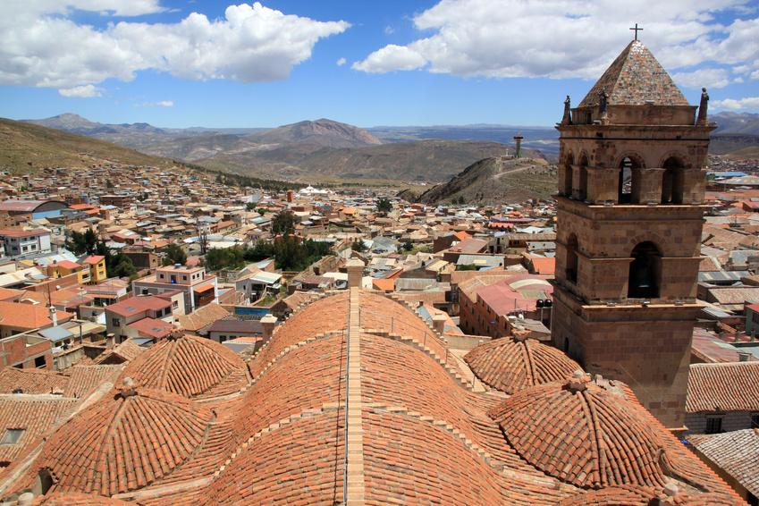 Peru und Bolivien ─ auf den Spuren vergangener Kulturen
