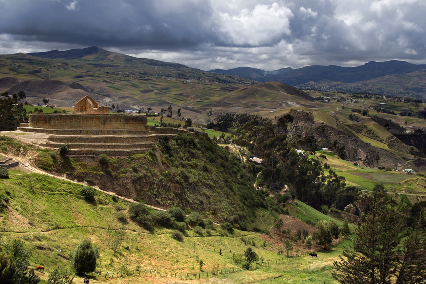 Von Galápagos nach Machu Picchu