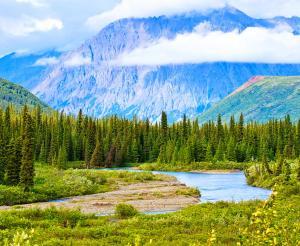 Alaska & Kanada: Wildnis und Mitternachtssonne