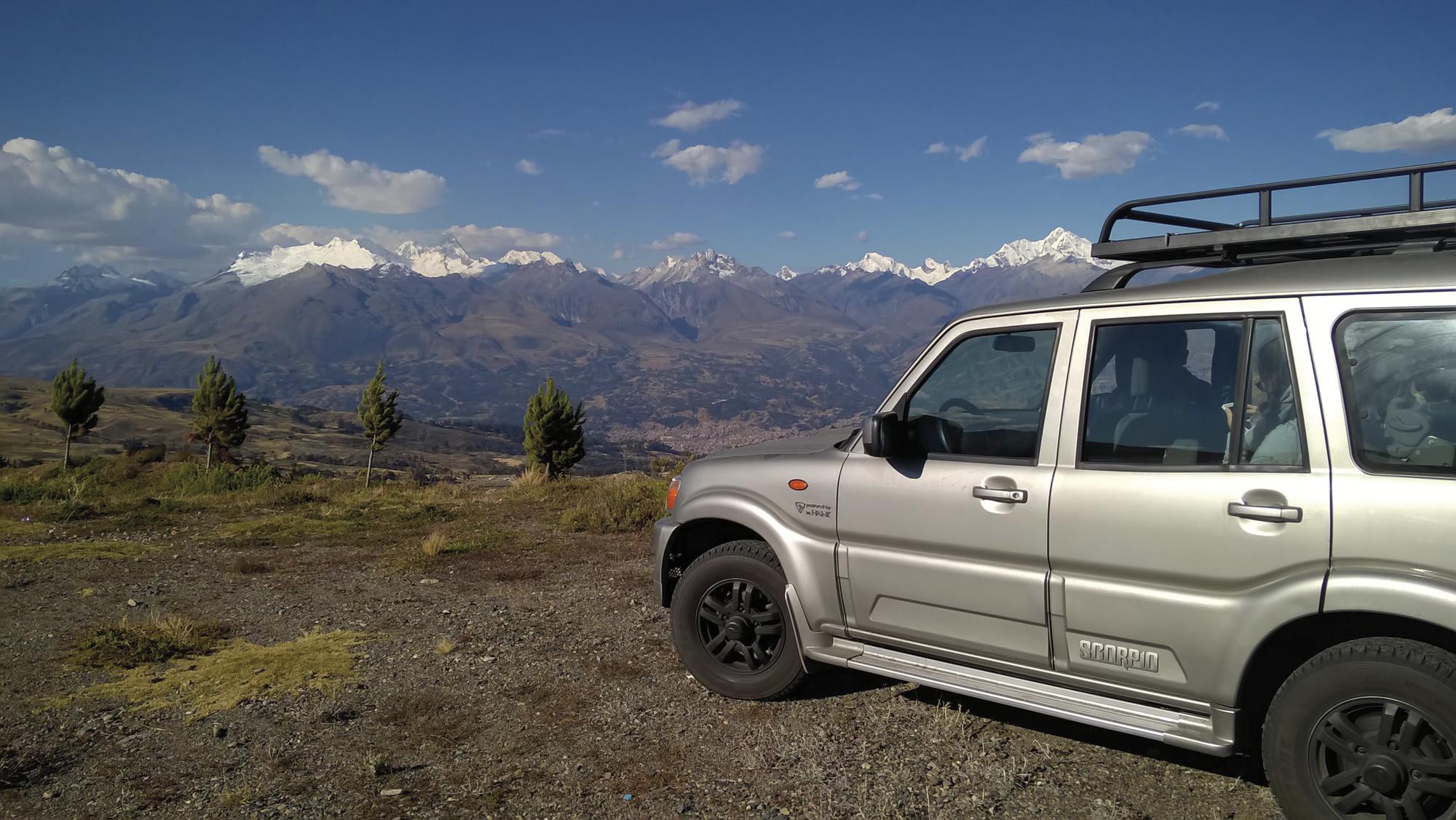 Allrad-Abenteuer Peru (- Chile - Bolivien)