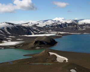 Antarktis - Antarktis & Deception Island