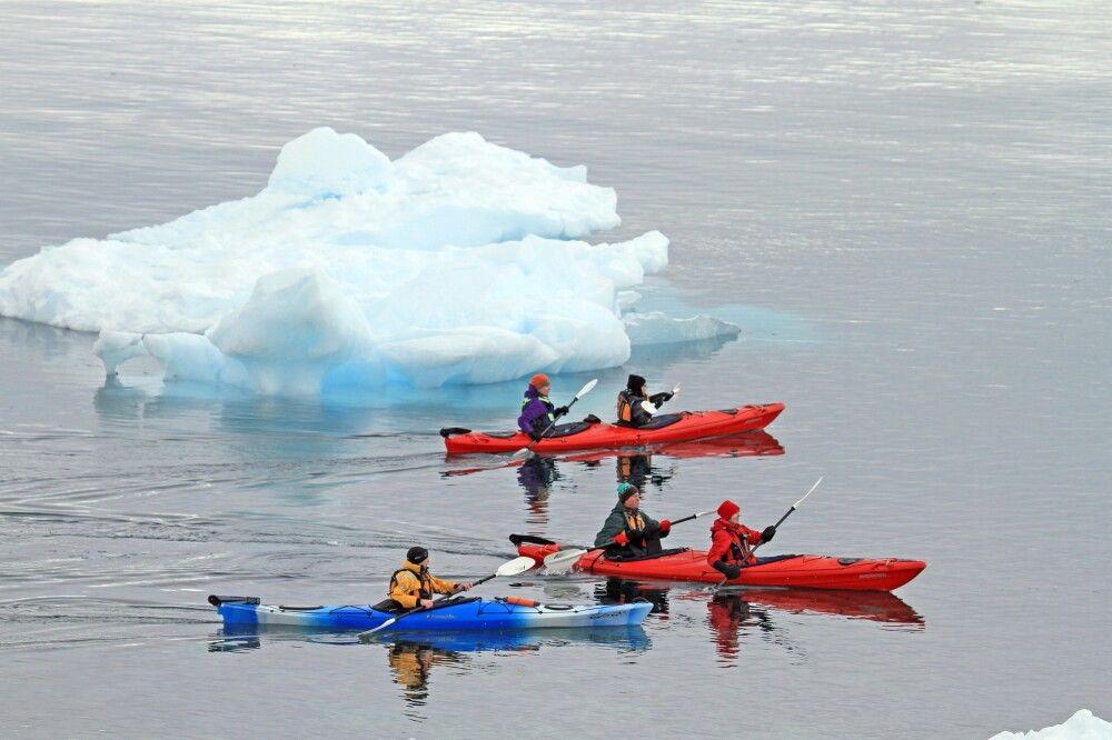 Antarktis - Basecamp Antarktis