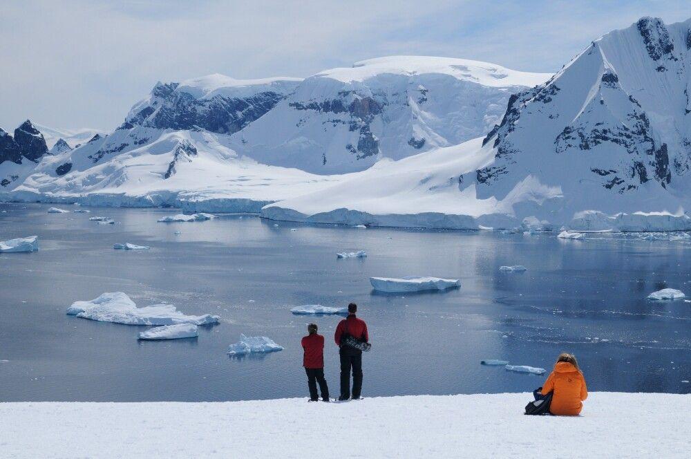 Antarktis - Sehnsuchtsziel Polarkreis