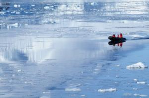 Antarktis - Terra Incognita – Abenteuer am Polarkreis