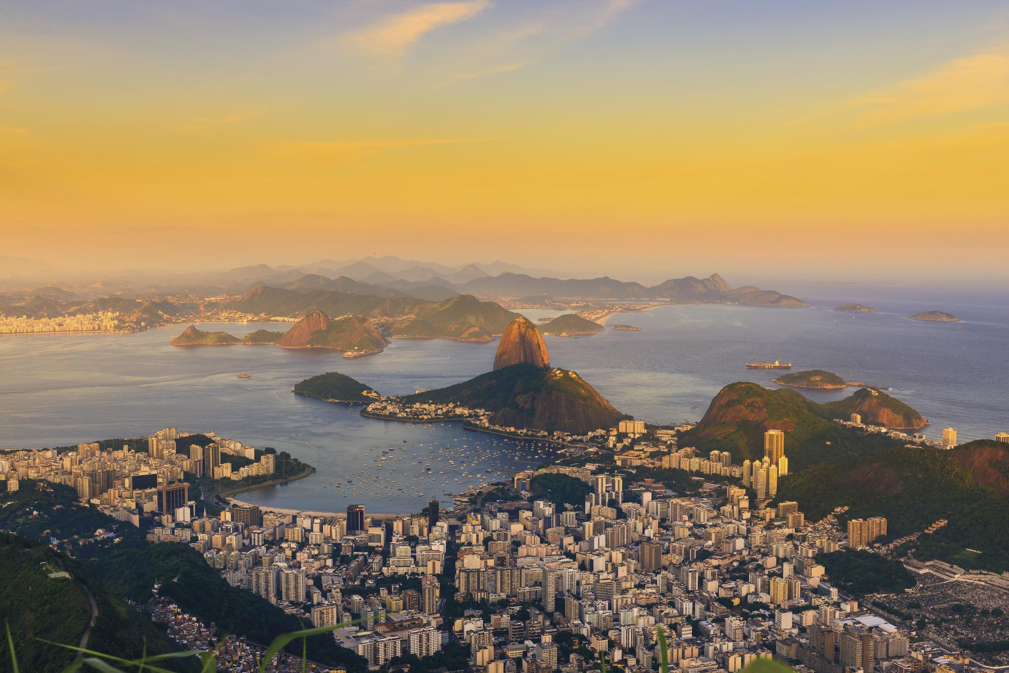 Argentinien & Brasilien kompakt