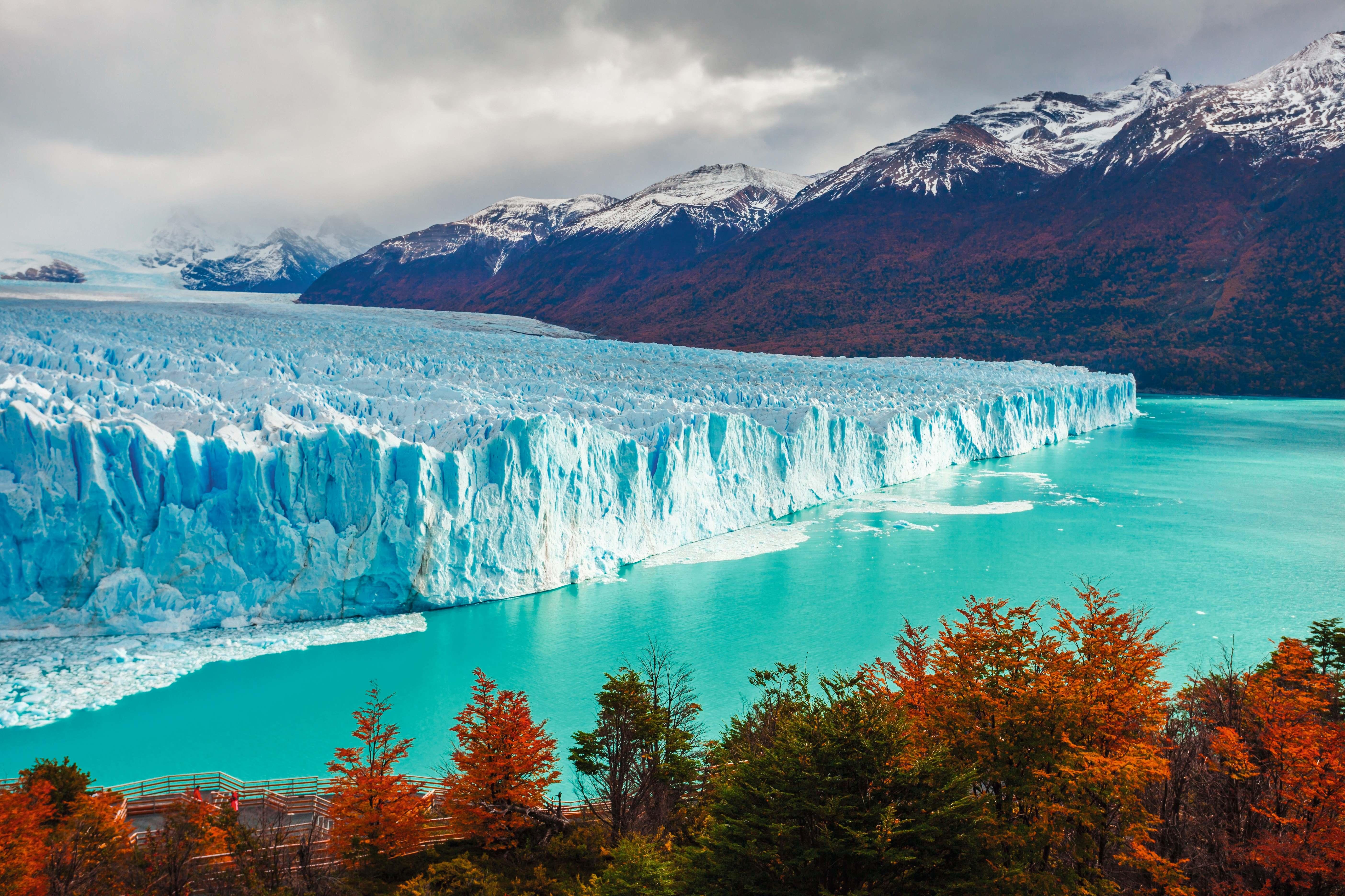 Argentinien & Chile: Höhepunkte in Patagonien mit Osterinsel