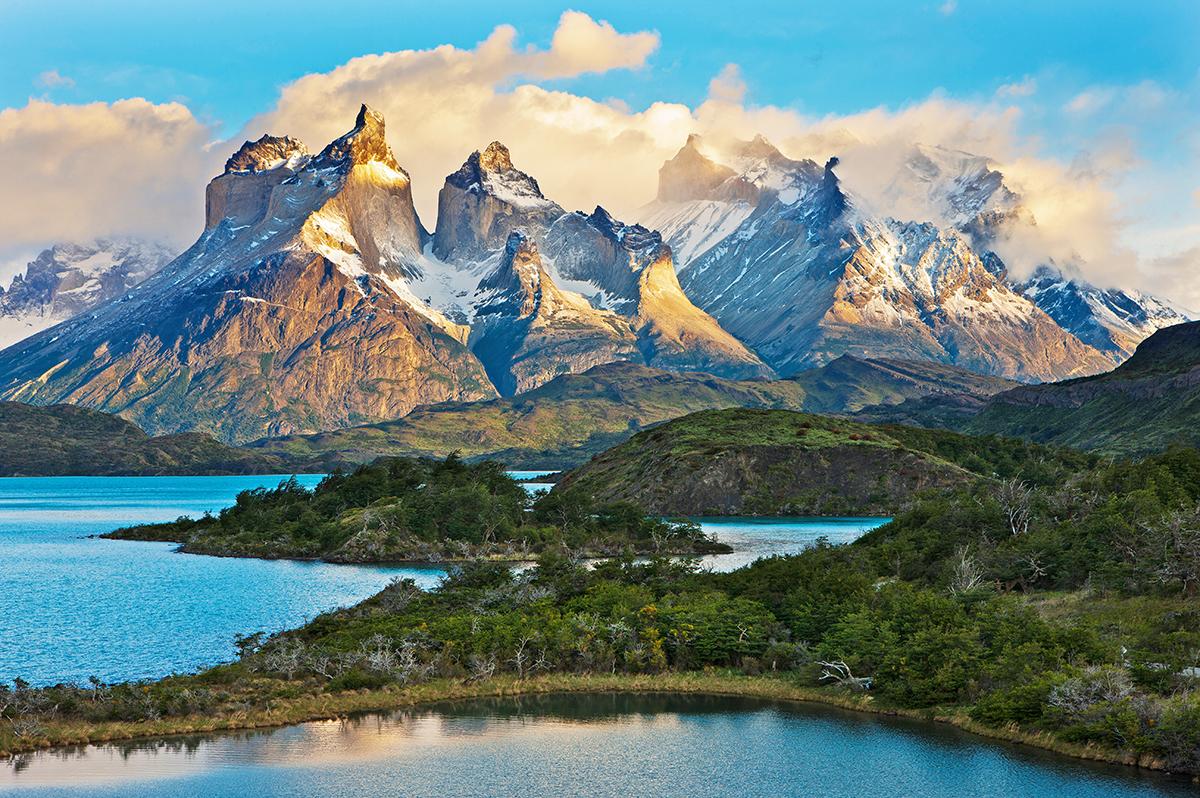 Argentinien und Chile  -  Naturwunder am Ende der Welt