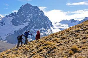 Bolivien - Salzwüste, Andengipfel und Lamas