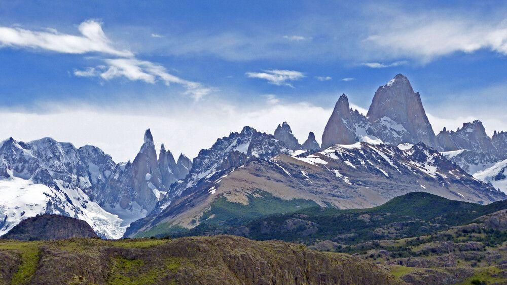 Chile • Argentinien | Patagonien - Fels und Eis – Wasser und Wind