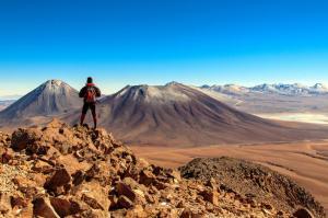 Chile • Argentinien - Andentrekking – Wüste, Gletscher und Vulkane