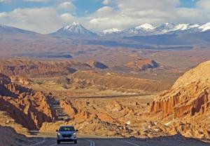 Chile • Argentinien - Farbenpracht entlang der Anden