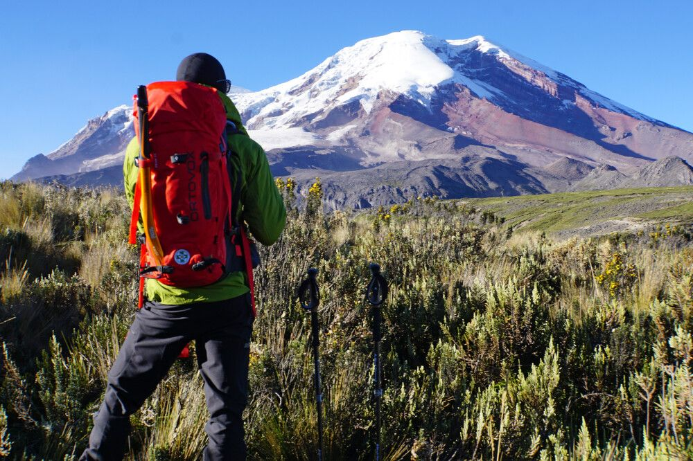 Ecuador - Auf der Straße der Vulkane