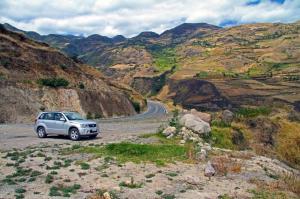 Ecuador - Mit dem Mietwagen die Anden erfahren