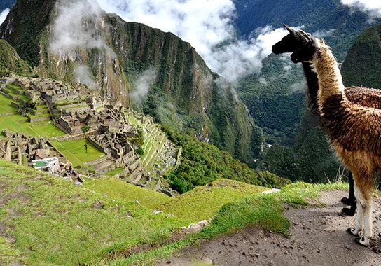 Faszination Südamerika mit Baden