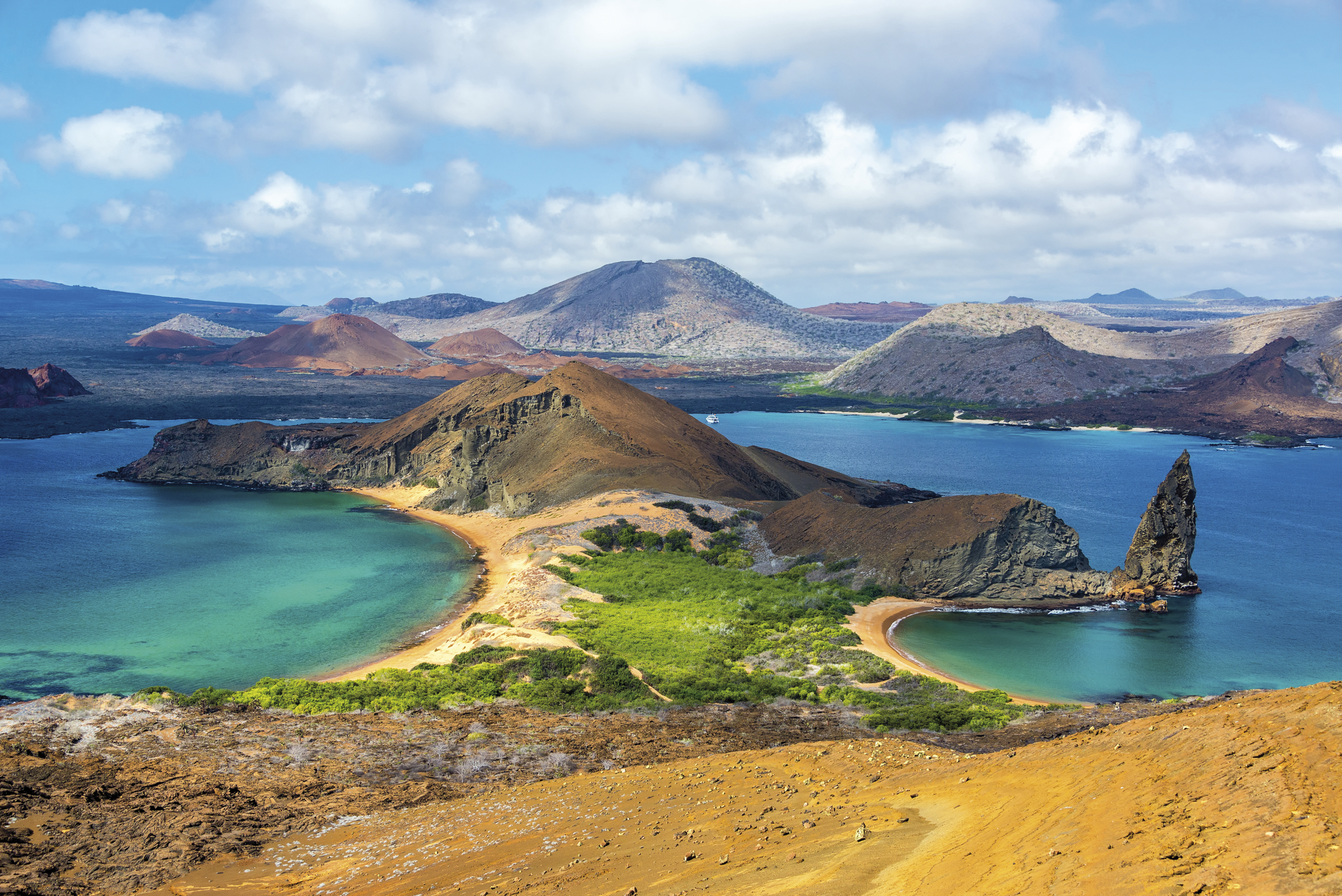 Galápagos - Zwei-Wochen-Törn