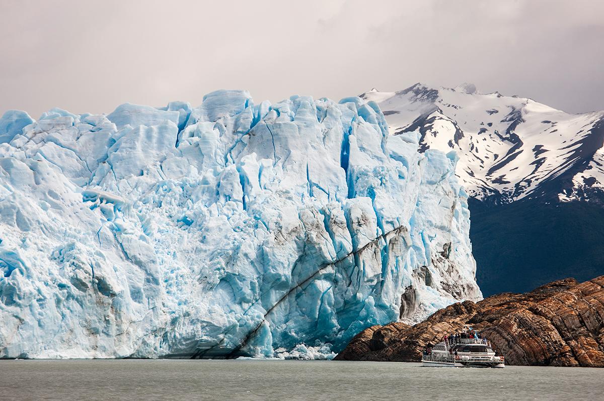Gletscherwelt und Wüstenzauber