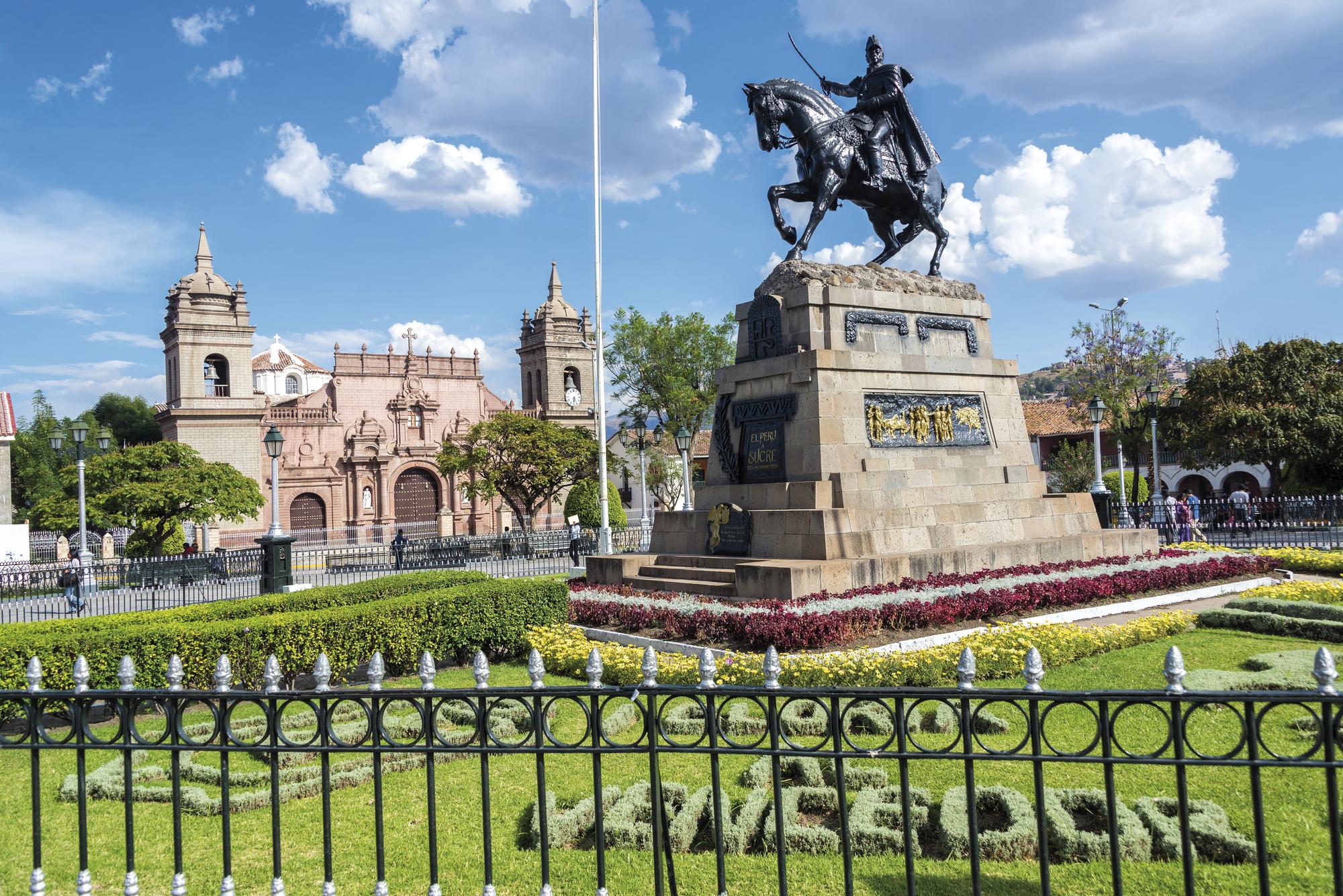 Große Südamerika-Rundreise