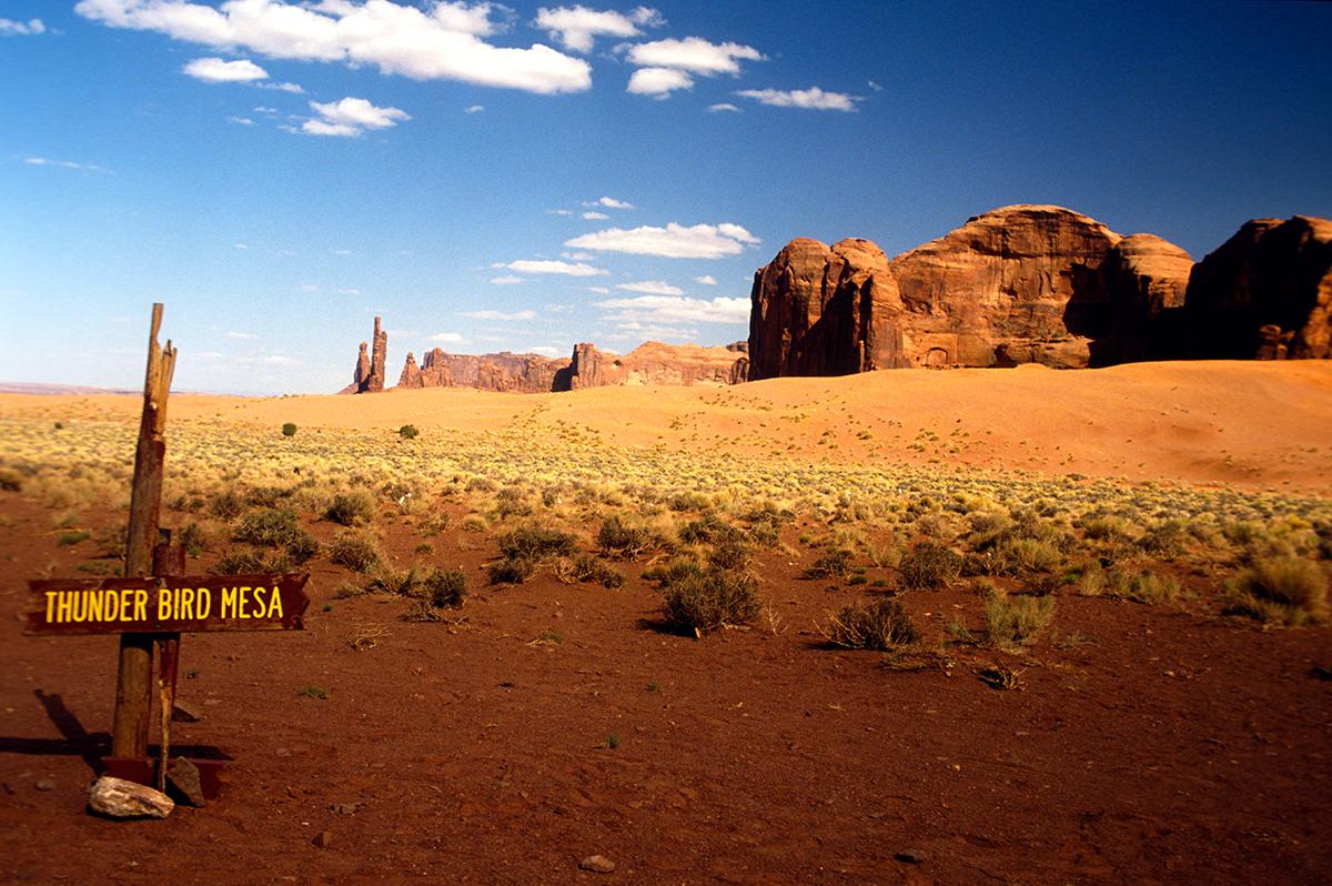 Im Land der Pueblos