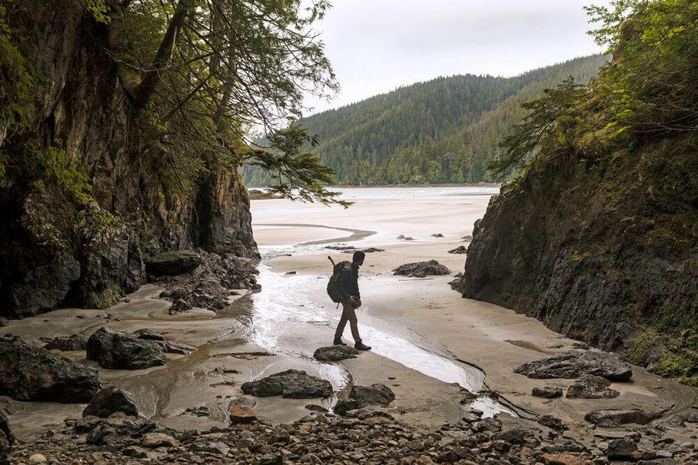 Kanada   British Columbia - Erlebnis North Coast Trail