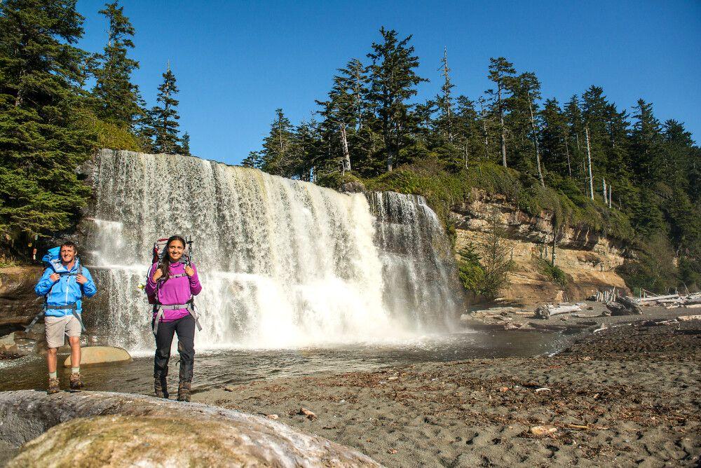 Kanada | British Columbia - Wandern auf dem West Coast Trail