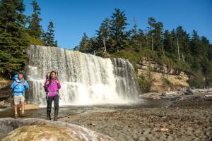 Kanada   British Columbia - Wandern auf dem West Coast Trail