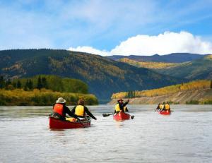 Kanada   Yukon - Kanuabenteuer auf dem berühmten Yukon River