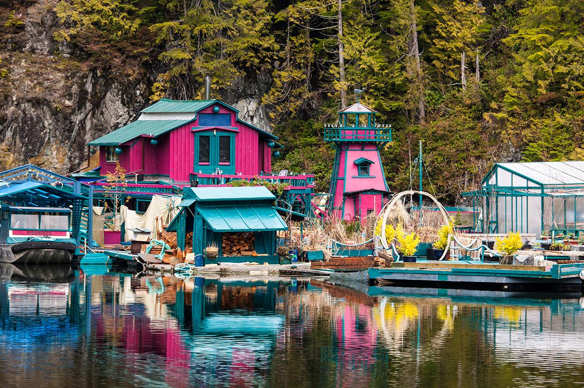 Kanada  -  Rocky Mountains für Genießer von Vancouver nach Calgary
