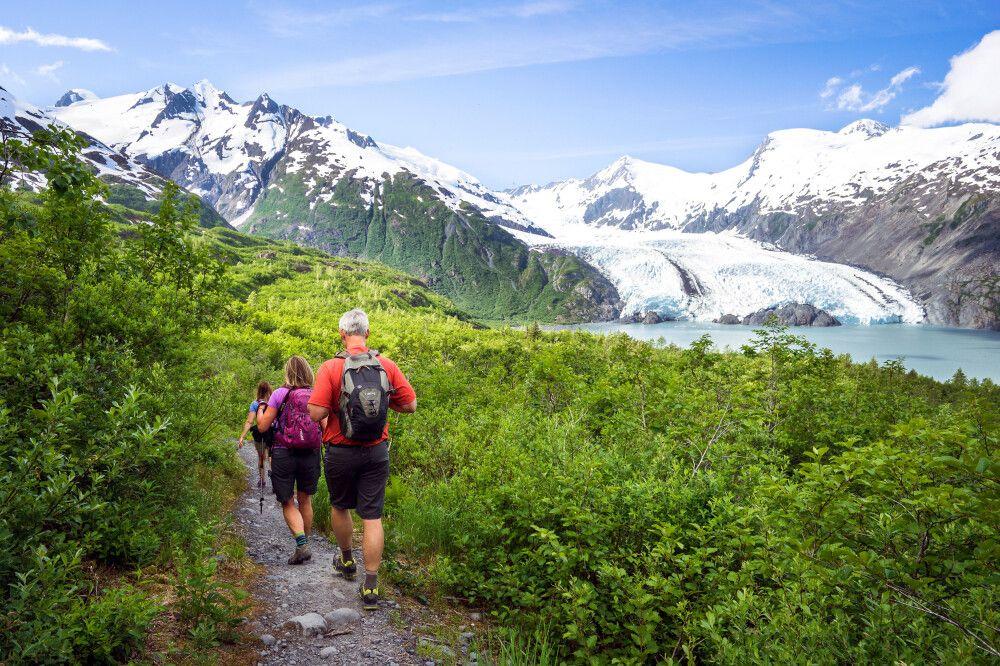 Kanada • USA | Yukon • Alaska - Goldrausch, Gletscher und Grizzly-Bären