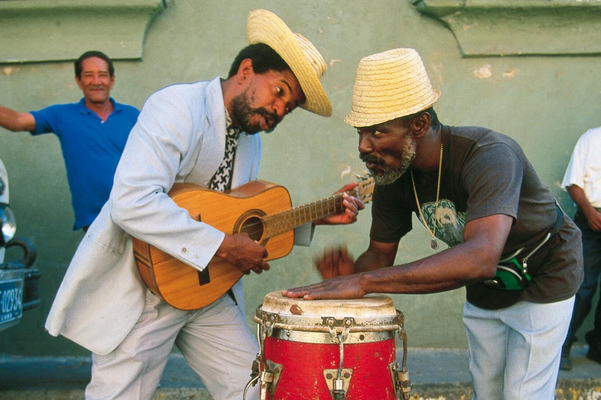 Karibische Vielfalt privat