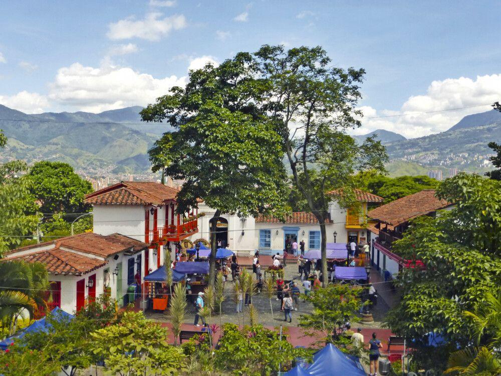 Kolumbien - Höhepunkte zwischen Karibik und Anden
