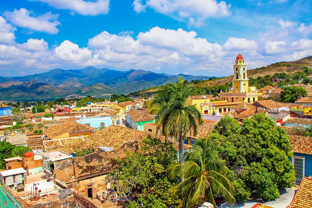 Kuba  -  Kultur und Karibikstrand