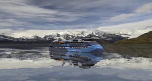 MS OCEAN VICTORY: Chilenische Fjorde