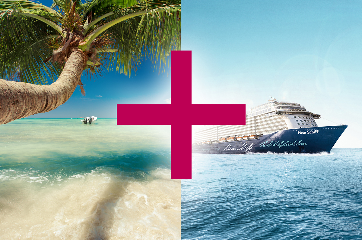 Meeresbrise und Dominikanische Republik (15+6)