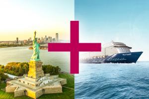 Meeresbrise und New York (15 + 6 Tage)