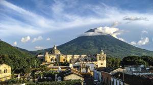 Mexiko - Guatemala - Honduras