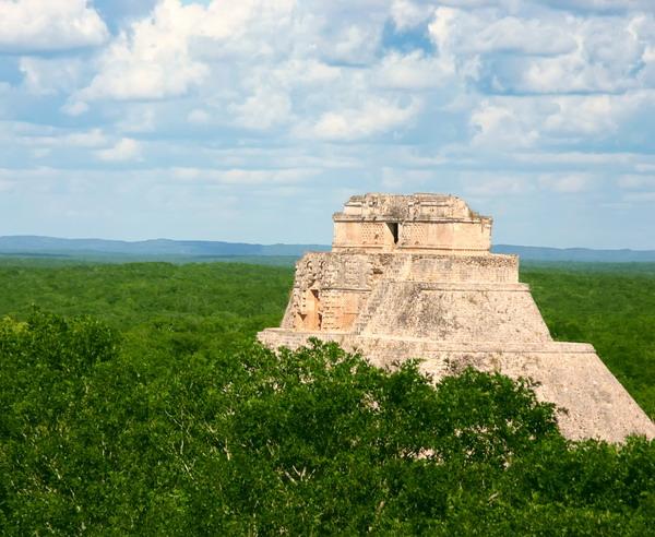 Mexiko - Yucatán-Halbinsel Mietwagenreise
