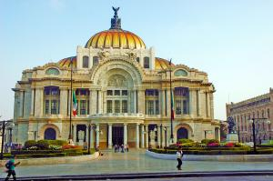 Mexiko  -  Aztekengold und koloniale Schätze