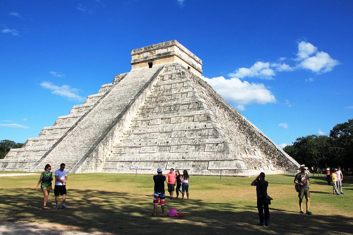 Mexiko  -  Im Reich der Azteken und Maya