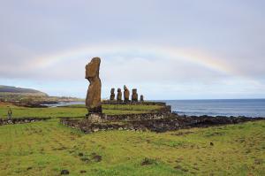 Mysterium Osterinsel ( - Tahiti)