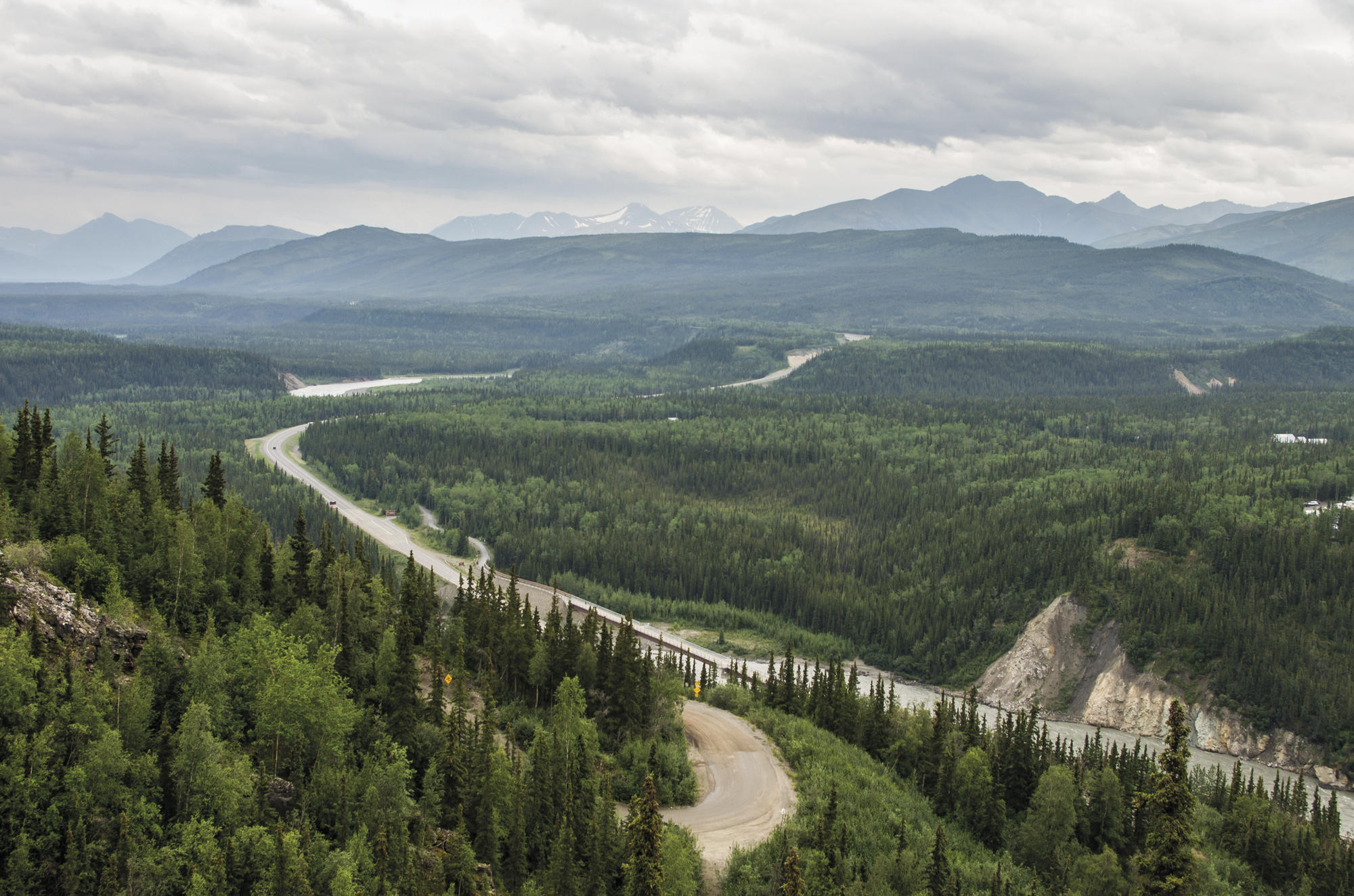 Naturwunder Alaskas