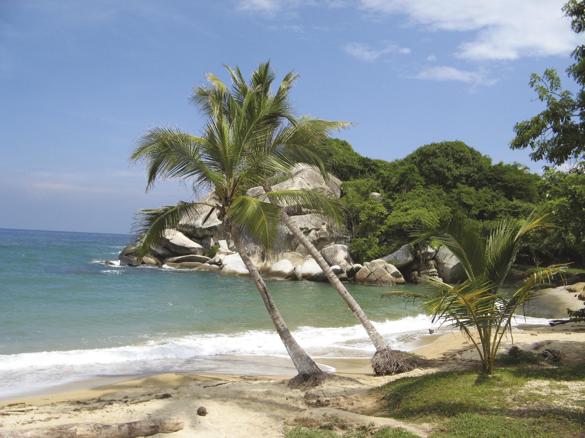 Naturwunder Kolumbiens