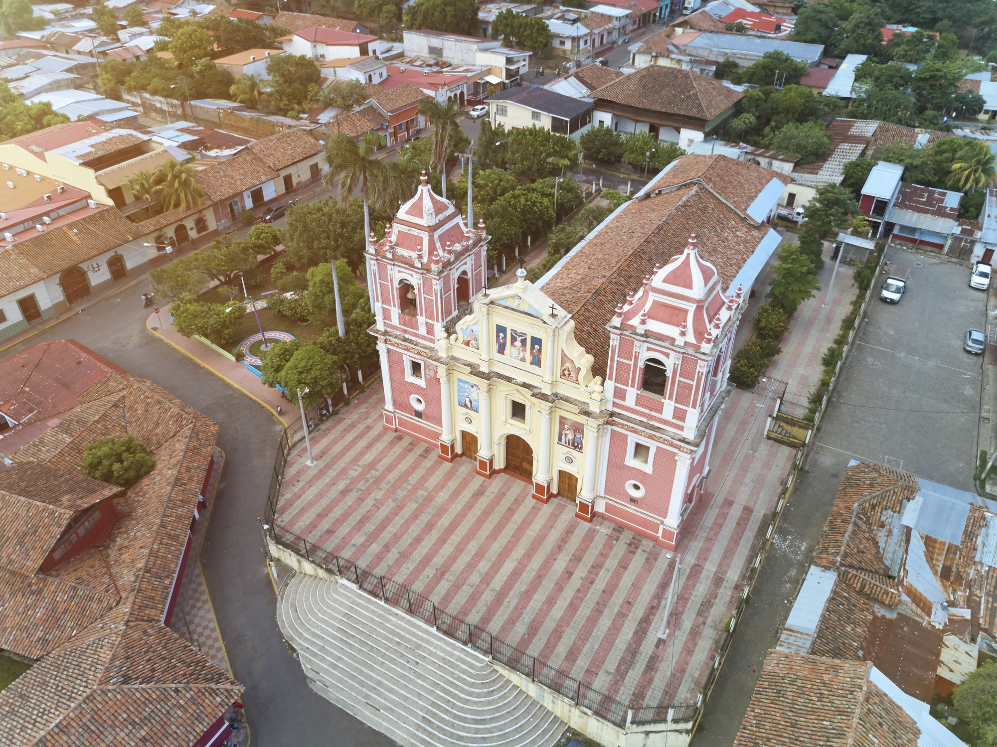 Nicaragua - Costa Rica (- Panamá)