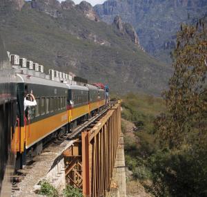 Nord-Mexiko: der Kupfer-Canyon