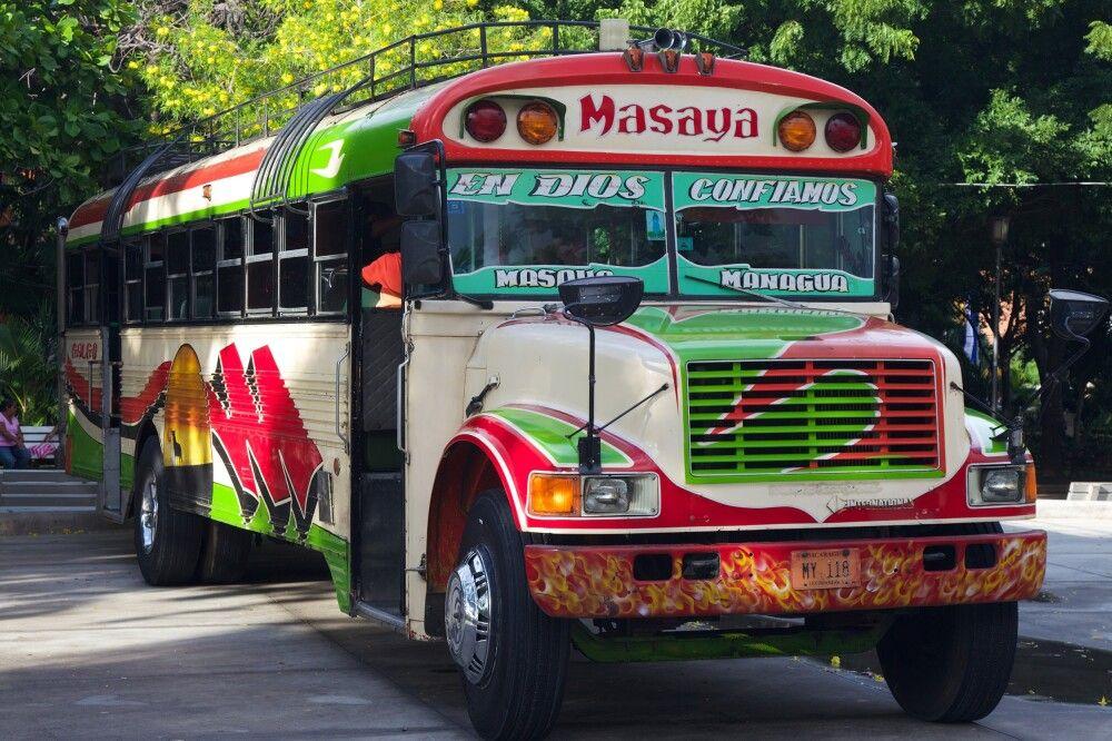 Panama • Costa Rica • Nicaragua • El Salvador • Guatemala • Honduras • Belize • Mexiko - Transzentralamerika