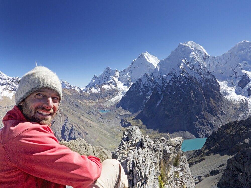 Peru   Cordillera Huayhuash - Mythos der Anden