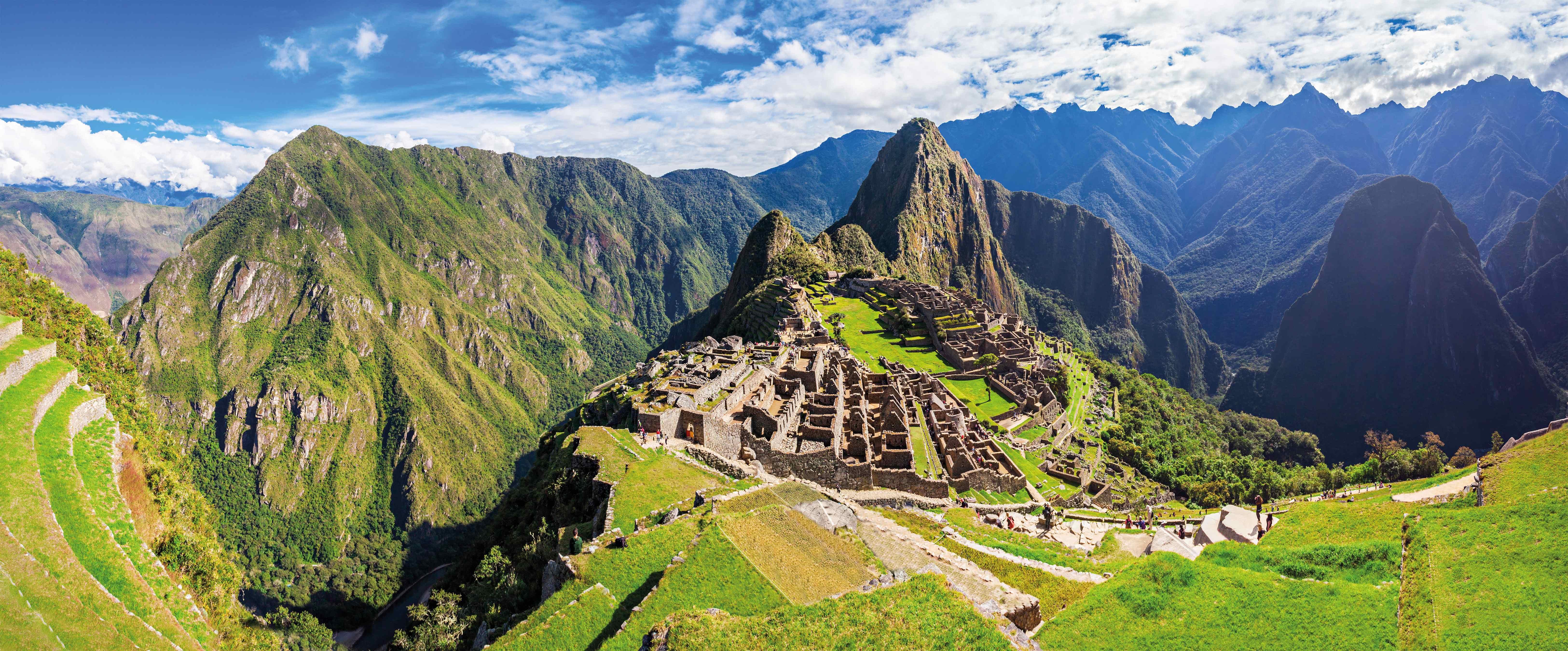 Peru: Höhepunkte