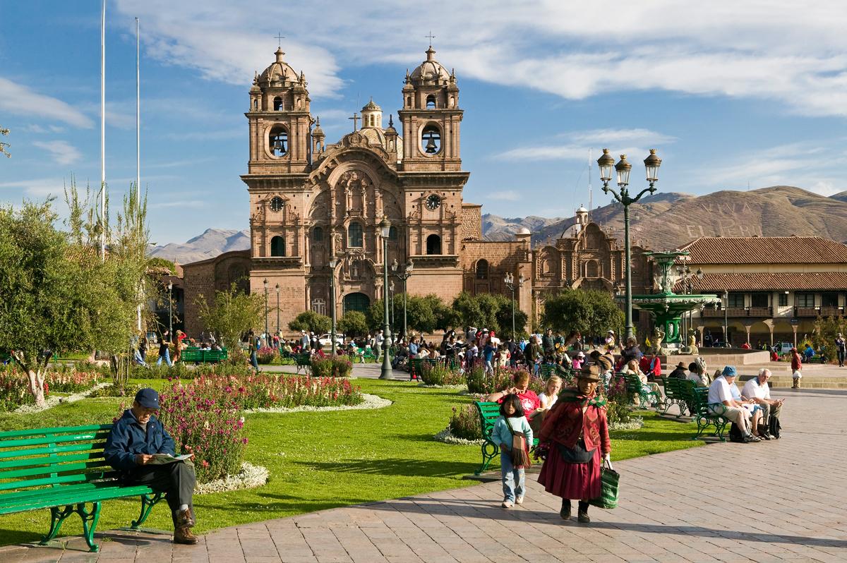 Peru in style