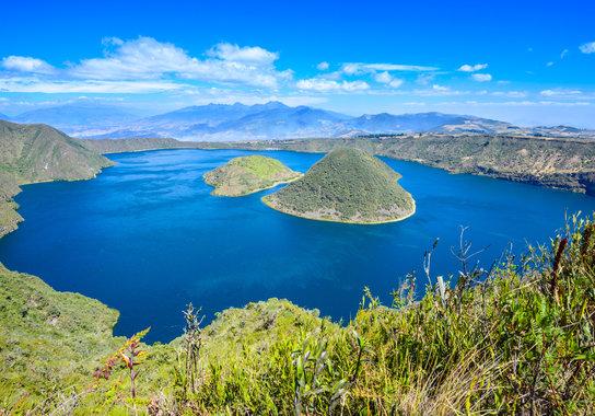 Rundreise - Ecuador & Galápagos-Inseln