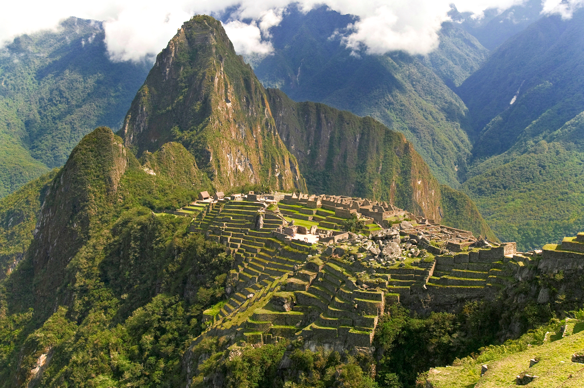 Südamerika  -  von Machu Picchu zum Zuckerhut