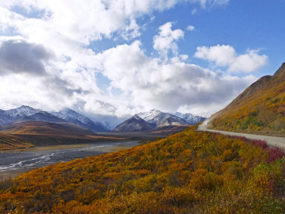 USA   Alaska - Alaskas Naturparadiese